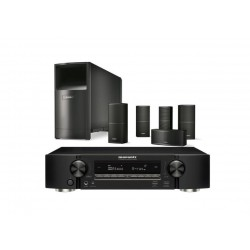 Marantz 7.2 Channel 90W Audio Video Receiver + Bose Acoustimass 10 Series V Home Theater Speaker System