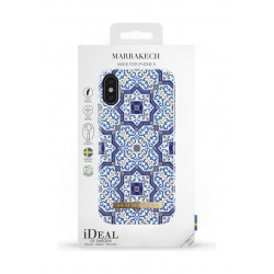 Ideal Fashion Case iPhone X Cover (I8-23) - Marrakech
