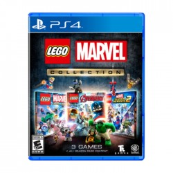 Lego Marvel Collection PS4 Game in Kuwait | Buy Online – Xcite