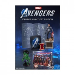 Marvel's Avengers: Earth's Mightiest Edition - PS4 Game