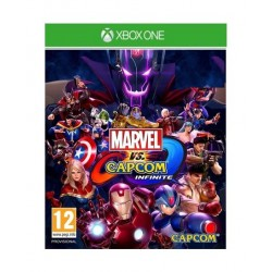 Marvel VS Capcom: Infinite - Xbox Live Game