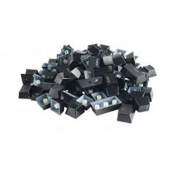 Glorious Mechanical Keyboard Keycaps - Black