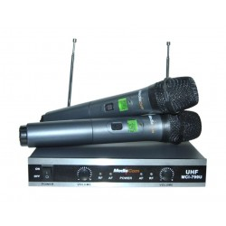 Mediacom Professional Wireless Microphones (MCI 799U)