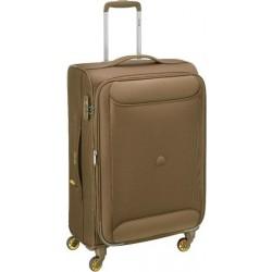 Delsey Chartreuse 71CM Soft Luggage - Khaki