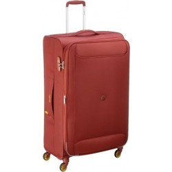 Delsey Chartreuse 71CM Soft Luggage - Red