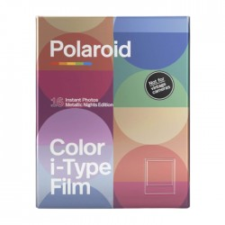 Polaroid Color i-Type Instant Film Metallic Nights Edition in Kuwait | Buy Online – Xcite