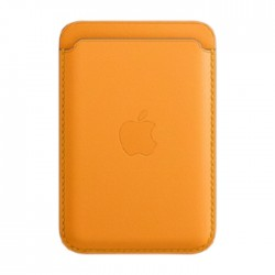 Apple iPhone Magsafe Leather Poppy Wallet in Kuwait   Buy Online – Xcite