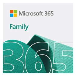 Microsoft Office 365 Family software