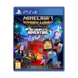 Minecraft Story Mode The Complete Adventure – Playstation 4 Game