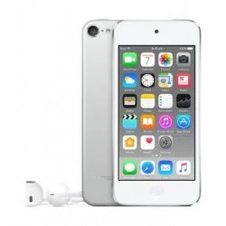 Apple iPod Touch 128GB 6th Gen - Silver MKWR2ZP/A