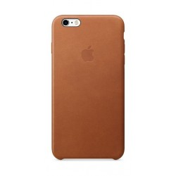 Apple iPhone 6s Leather Case - (MKXT2ZM/A) Saddle Brown