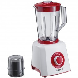 Bosch MMB12P4RGB Liquidiser & Blender - White/Red