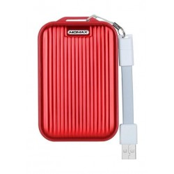 Momax iPower GO mini 10000mAh Portable Powerbank - Red