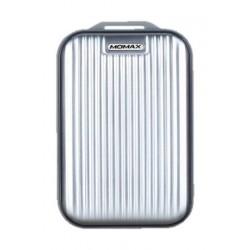 Momax iPower Go Mini 3 10000 mAh Power Bank - Silver