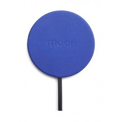 Moon Waterproof Charging Pad - Blue Leather