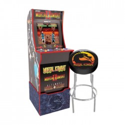 Buy Arcade1Up Mortal Kombat Arcade Cabinet in Kuwait | Buy Online – Xcite