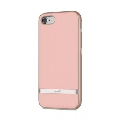 Moshi Vesta iPhone 8 and 7 Back Case (99MO088304) - Pink