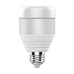 Mipow BTL201 Multi-Colored Bluetooth Smart LED Light Bulb - White