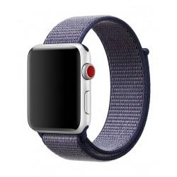 Apple 38-mm Midnight Blue Sport Loop (MQW52FE/A)