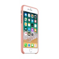 Apple iPhone 7 Leather Case (MRG62ZM/A) - Soft Pink