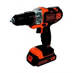 Black+Decker 18 V Multievo Multi-Tool with Drill Driver Attachment (MT218K-GB)