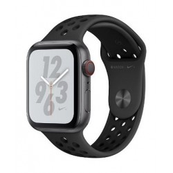 Apple Watch Nike+ Series 4 GPS + Cellular, 40mm Aluminum Space Grey Sport Band
