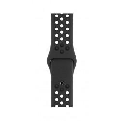 Apple 40mm Smart Watch Nike Anthracite Sport Band (MX8C2) - Black