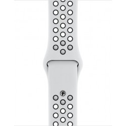 Apple 40mm Nike Sport Band (MX8D2) - Platinum