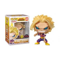 Funko POP Animation: MHA - All Might Weakened Hero (GW) (Exc)