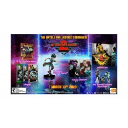 My Hero: One's Justice 2 Collectors Edition - Playstation 4 Game