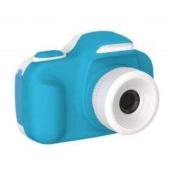 myFirst Camera 3 - 16MP Mini Camera with Extra Selfie Lens - Blue