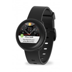 Mykronoz ZeRound3 Lite  Stylish Smartwatch - Black