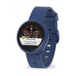Mykronoz ZeRound3 Lite  Stylish Smartwatch - Navy Blue