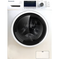 Panasonic 8/4 Kg 1400RPM Washer Dryer (NA-S085M1WAS) - White