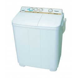 Panasonic Twin Tub Washing Machine - 8Kg (NA-W8000X) - White