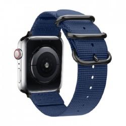EQ Apple Watch Band Size 42/44MM (OCT1031) - Navy Blue