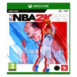 NBA 2K22 Game Standard Edition Xbox One