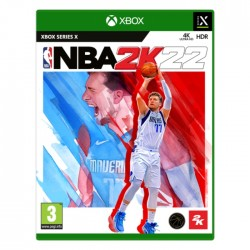 NBA 2K22 Game Standard Edition Xbox Series X in Kuwait Buy Online Xcite