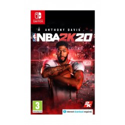 NBA 2K20 - Nintendo Switch Game