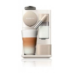 Nespresso Lattissima One 1400W Coffee Maker - Silky White