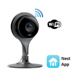 Nest Cam Indoor Smart Security Camera (NC1102ES)