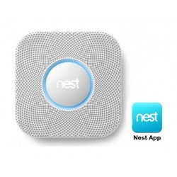 Nest Smoke Alarm Sensor S2001BW - Grey