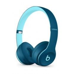 Beats Solo3 Wireless On-Ear Headphones Pop Collection – Pop Blue 3