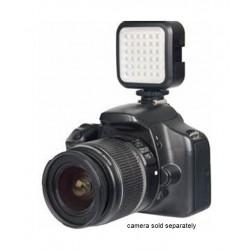 Bower Digital Compact Video LED Light - VL8K
