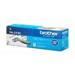 Brother TN-273 High Yield Toner Cartridge - Cyan 2