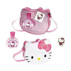 Cartoon Network Hello Kitty Metal Bag + 50ml Eau de Toilette + Adhesive