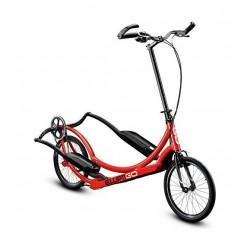 Elliptigo 8C Outdoor Cross-Trainer Bike - Red