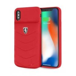 Ferrari 4200 mAh Power Case for Apple iPhone XS MAX - Red 1