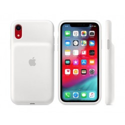 iPhone XR Smart Battery Case - White 43