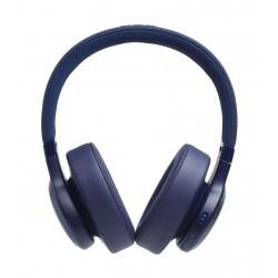 JBL Live 500BT Wireless Over-Ear Headphones - Blue 6